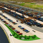 The proposed SCIG intermodal railyard