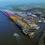 Bremerhaven's increased container volumes bucked the trend