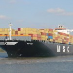 MSC to sell 35% of terminal division