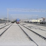 The railway lines now total more than 4 kilometres