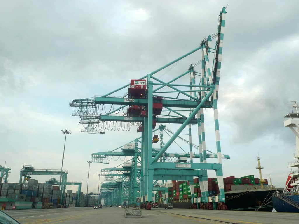 Ship To Shore Gantry Crane Definicion : Repair and refurbishment orders for portek container