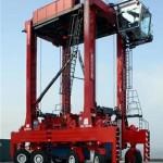 Kalmar's hybrid straddle carrier
