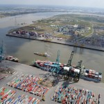 Last year MSC handled 4.6m teu in the Port of Antwerp   (Photo: Port of Antwerp Authority)