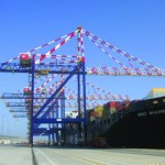 Liebherr previously supplied STS cranes to Ngqura Container Terminal