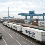 The final batch of Samskip Coolboxx reefers arrived in March