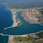 The Italian Port of Gioia Tauro