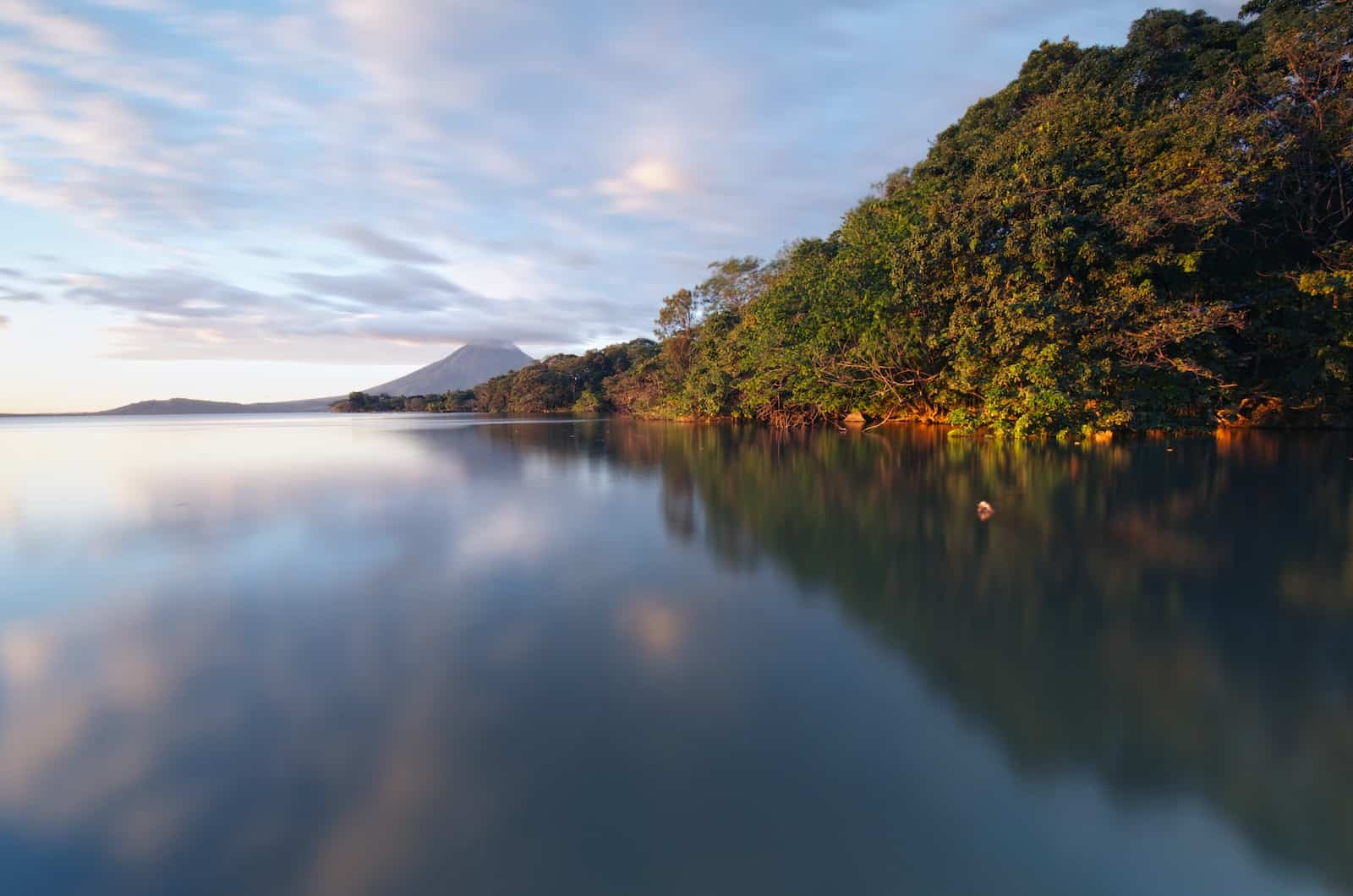 Nicaragua confirms canal route