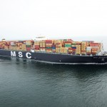 MSC's vessels will form part of the 2M alliance with Maersk Line