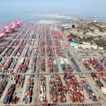 The Port of Shanghai