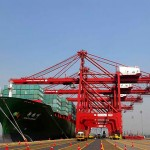 Jawaharlal Nehru Port will install three new rail-mounted quay cranes