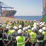 The International Transport Workers' Federation and APM Terminals dispute the outcome of contract negotiations at Aqaba Container Terminal