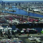The Port of Melbourne is in the process of privatisation