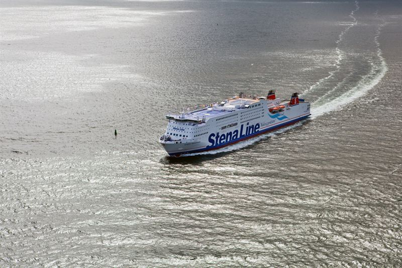 Stena Line announces world's first methanol ship