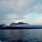The Arctic ocean could become an attractive sea-route all-year round