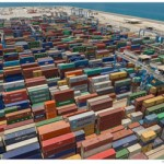 Khalifa Port Container Terminal has seen a 20% year-on-year increase