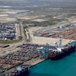 Growth was driven by the port's two deep-sea Fos2XL container terminals