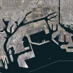 The West Coast congestion has taken its toll on Long Beach, usually one of the US's busiest ports