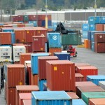 The Port of Portland's terminal 6 must deal with mounted backlog of cargo