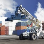 The Terex Liftace 5-31 reachstacker will be launched this spring