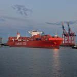Hamburg Süd increased container shipments by 2.3% last year