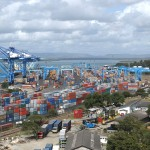 The Port of Mombassa is targeting a 1.2m teu throughput in 2015