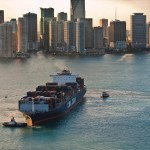 Miami is dredging its main harbour channel to allow bigger ships to call