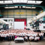 Terex Corporation celebrates the 20th anniversary of the Montceau-les-Mines site