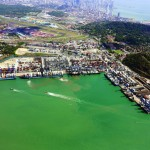 Panama Port Company's Balboa terminal