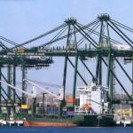 The Cuban port of Mariel