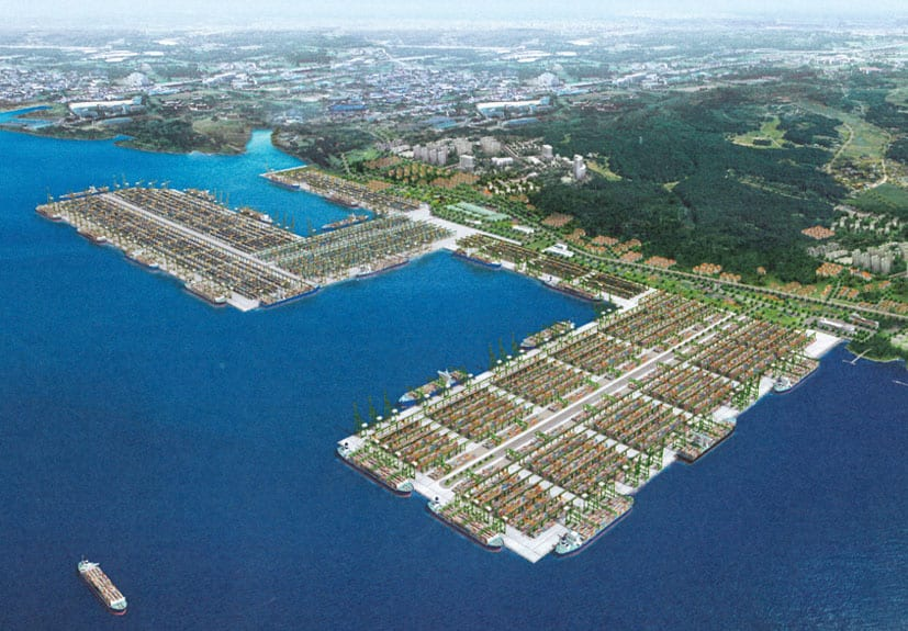 Singapore opens new Pasir Panjang terminal