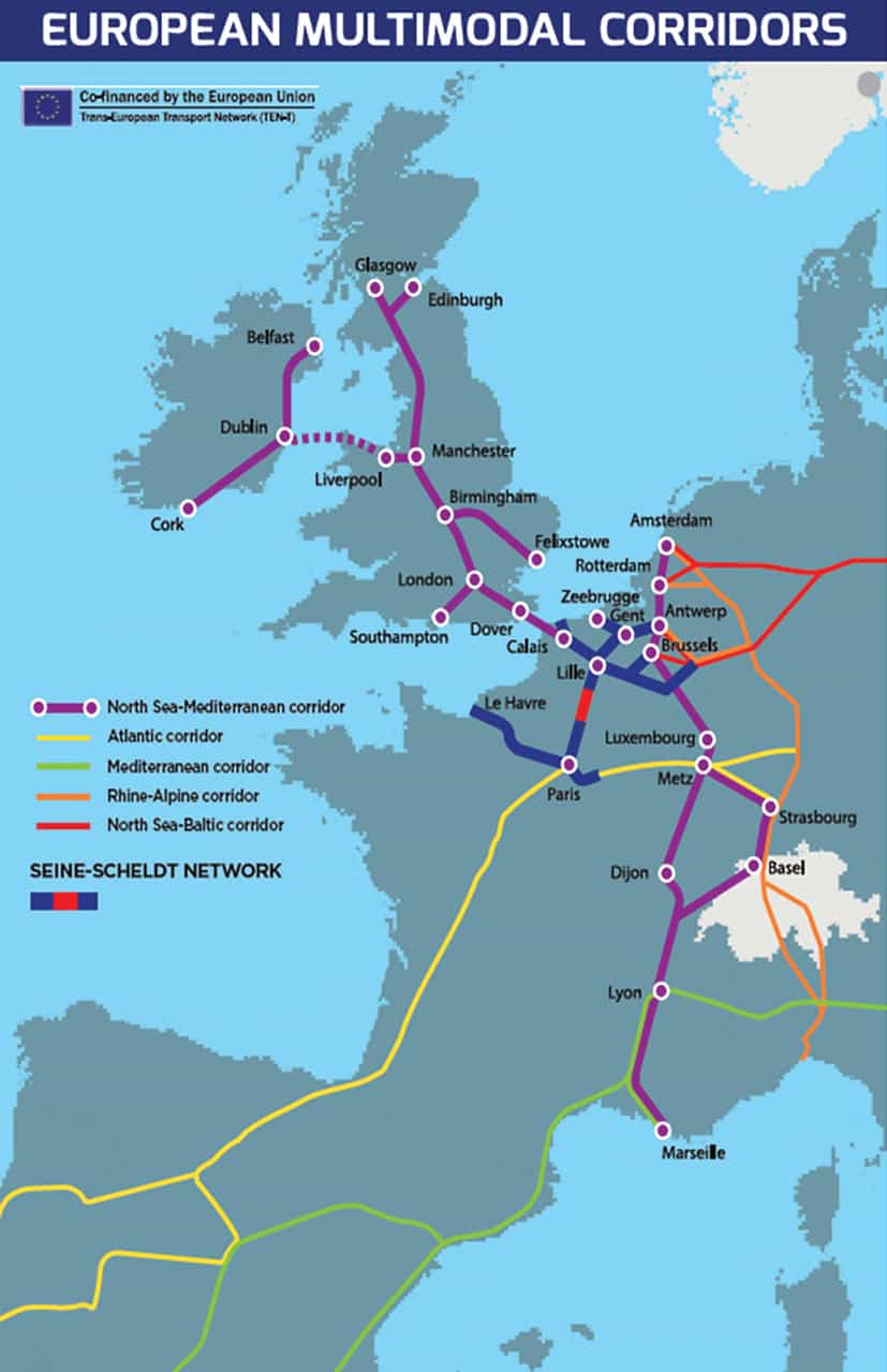 Long awaited Seine-Nord Europe canal gets go ahead