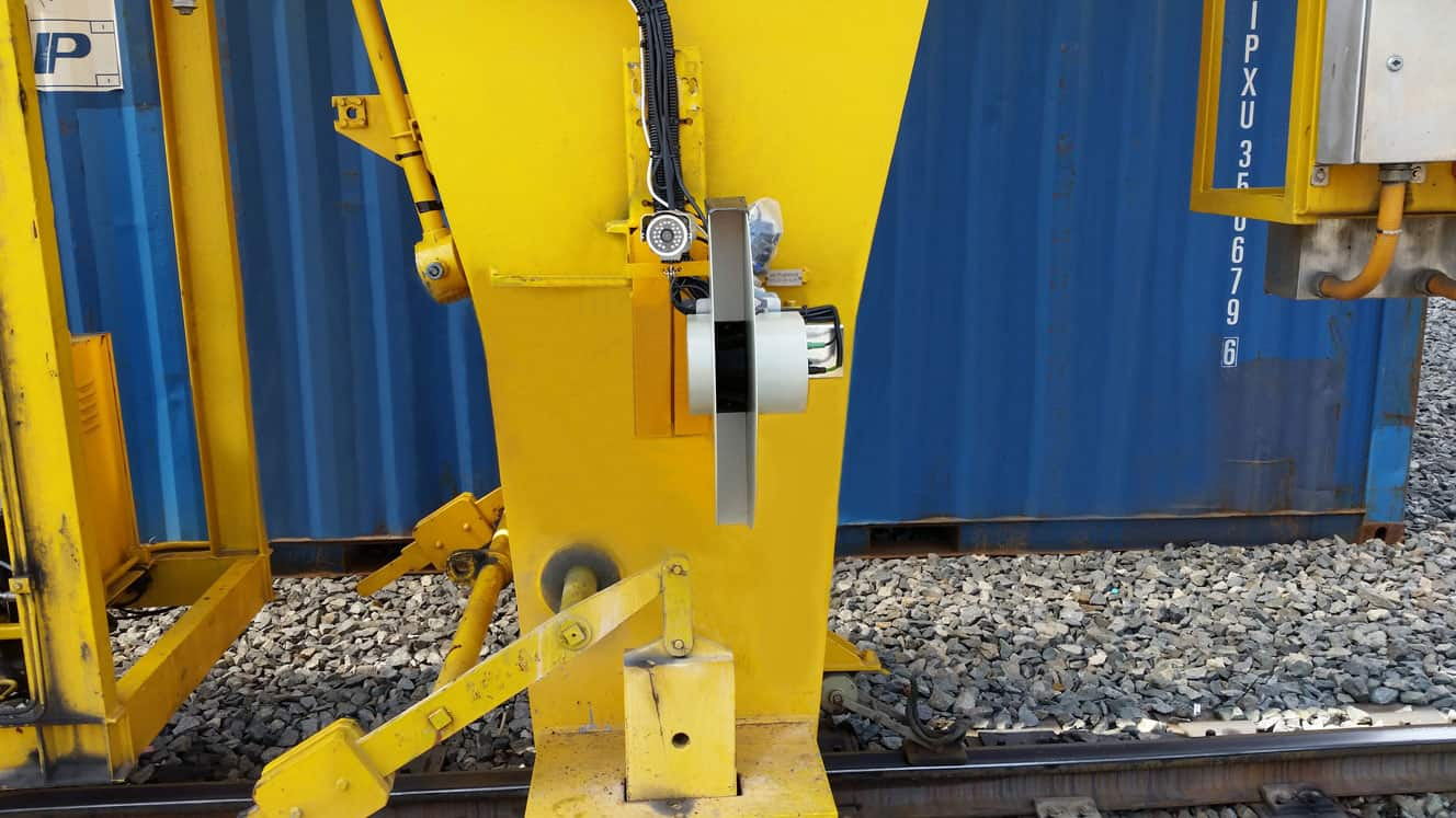 LASE launches new system to prevent cranes lifting trucks