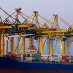 The Port of St Petersburg