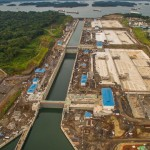 The expanded Panama Canal will open next year
