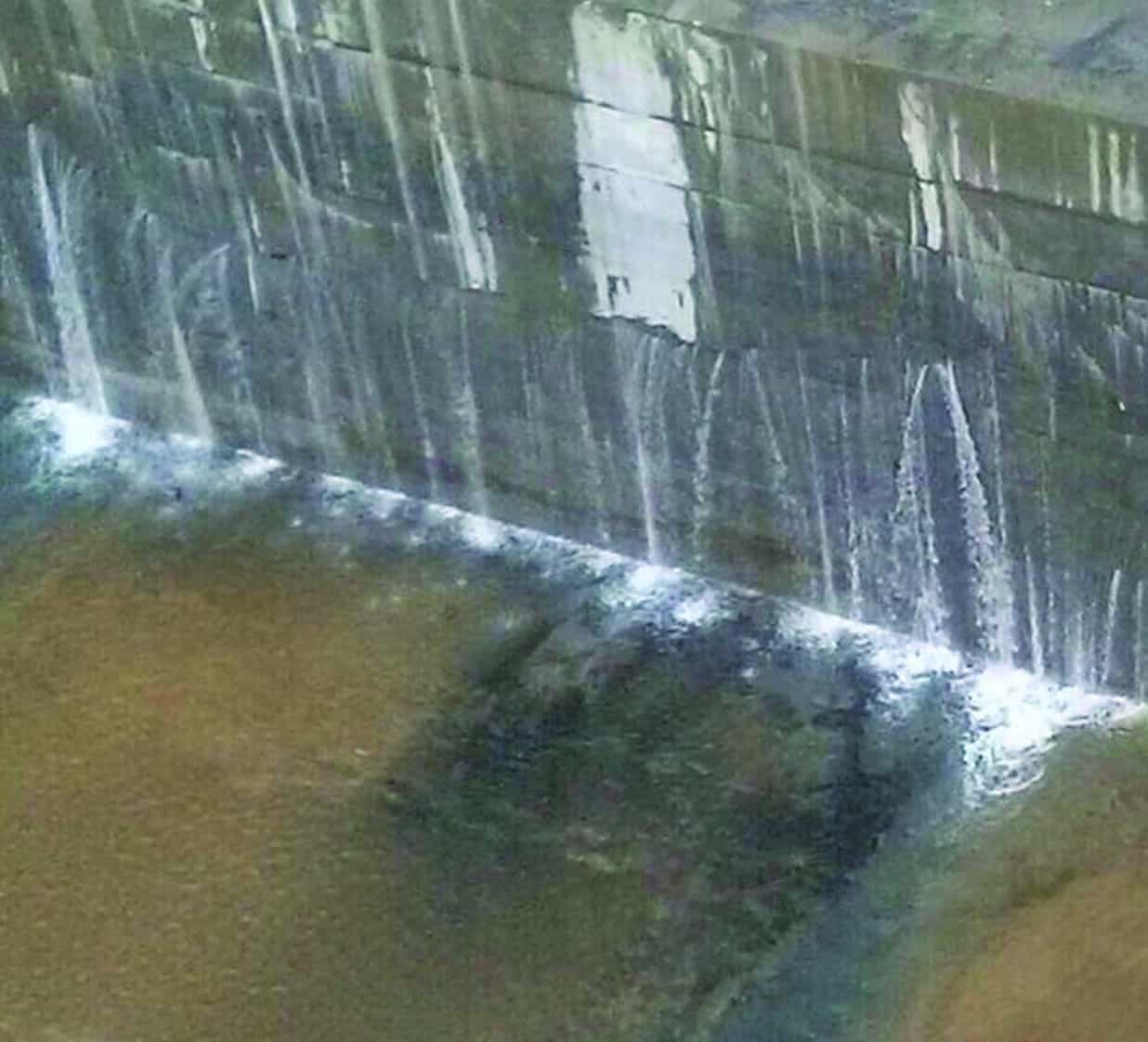 Cracks in lock may delay Panama Canal expansion
