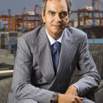 Razon was not optimistic about global growth
