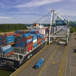 One of ICTSI's problems is that Hanjin no longer calls at ICTSI Oregon