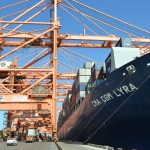 Three new container berths will be built at the Port of Salalah