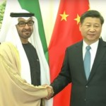 Abu Dhabi's Crown Prince and China's President agree a deal