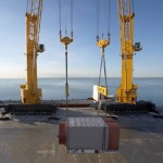 Terex expects mobile harbour cranes' sales to remain stable in 2016