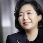 Hyun Jeong-eun became chairman of the Hyundai Group in 2003