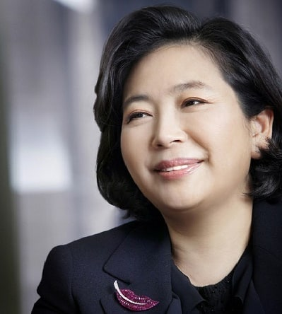 Hyundai chairwoman to invest US$24m into desperate carrier