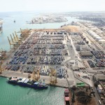 TCB Barcelona container terminal