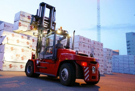 Kalmar moves forklift production from Sweden to Poland