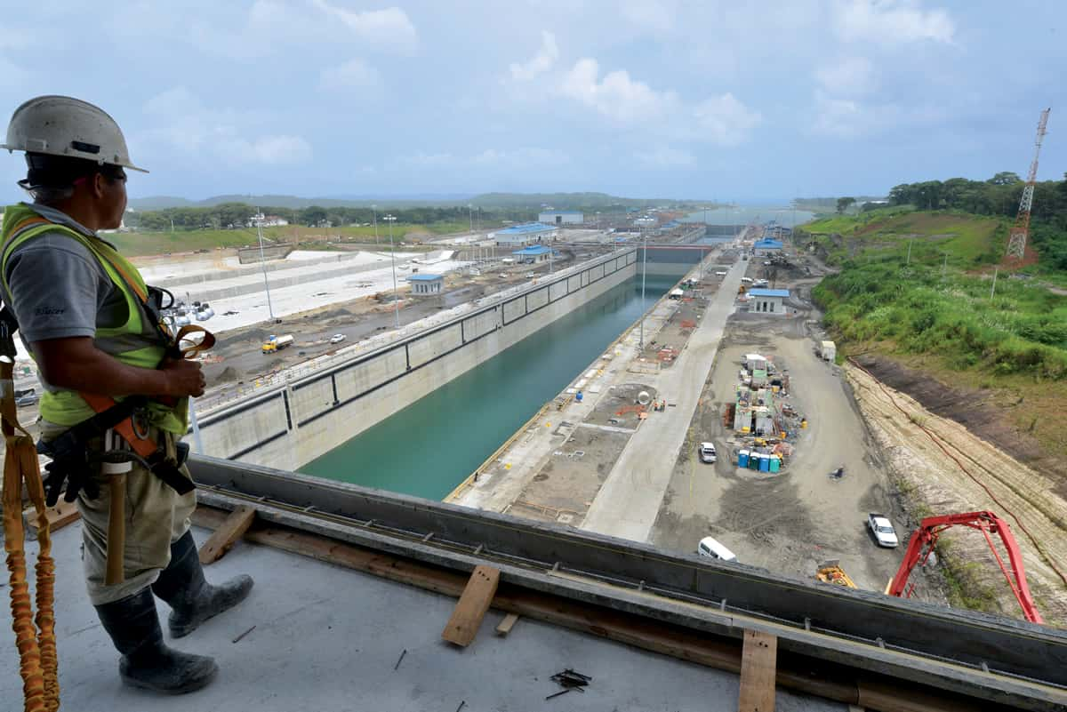 Consultancy chief sceptical of June opening of Panama Canal