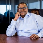 Siyabonga Gama outlined his vision for Transnet's reforms