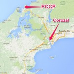 Panama's two new terminals will be at either end of the canal