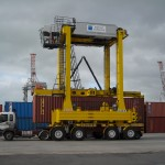 The new units join 28 Kalmar straddle carriers already at the port