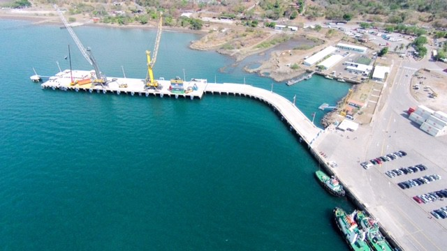 SAAM buys 51% of Puerto Caldera