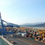 Busan New Port opened in 2006
